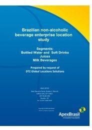 Brazilian non-alcoholic beverage enterprise location study ... - CIN