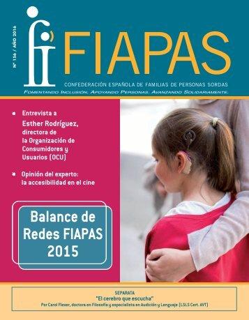 Balance de Redes FIAPAS 2015