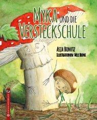 Asja Bonitz/Mele Brink: Myka und die Versteckschule