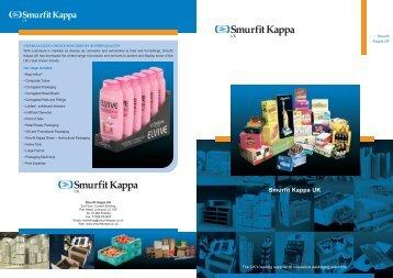 Smurfit Kappa UK - shoutcopywriting.co.uk