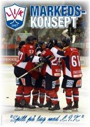 Markedskonsept Lillehammer Ishockeyklubb