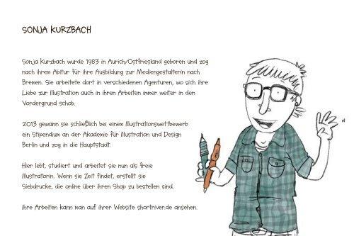 Sonja Kurzbach: Manfred und sein Stoffmonster