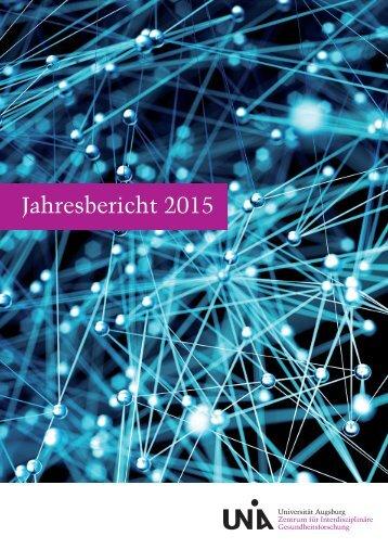 ZIG Jahresbericht 2015-2