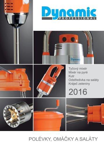 Leták Dynamic 2016