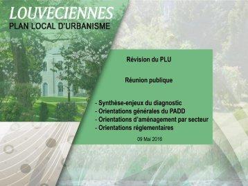 - Orientations d'aménagement par secteur - Orientations réglementaires