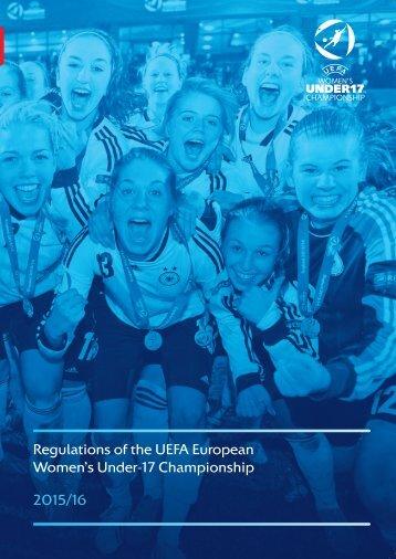 Women's Under-17 Championship 2015/16