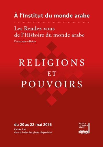 RELIGIONS POUVOIRS
