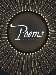 Poems by Meystyle