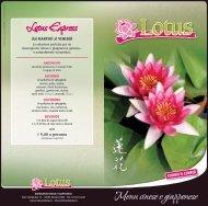 KOBaCHI - Ristorante Lotus