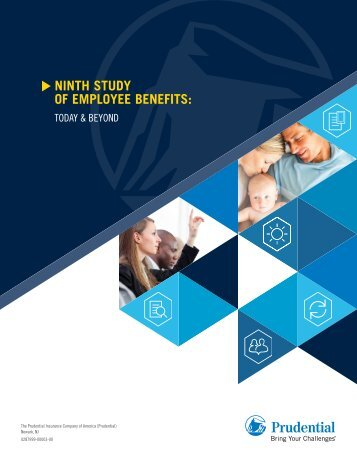 NINTH STUDY OF EMPLOYEE BENEFITS