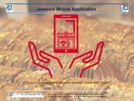 Mobile app for your Jewelry store – www.ncrts.com