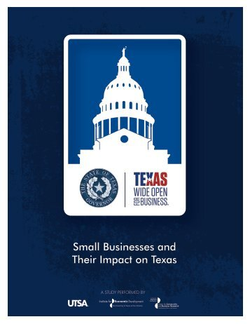 Small Businesses and Their Impact on Texas