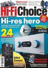 Hi-Fi Choice - May