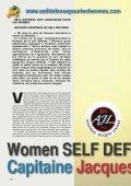 SELF PRO KRAV FEMME FRANCE - Page 2