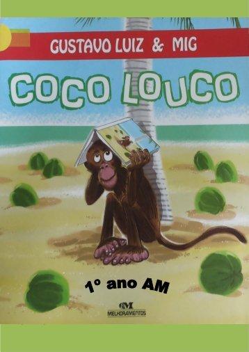 Releitura do livro Coco Louco_1ºAM