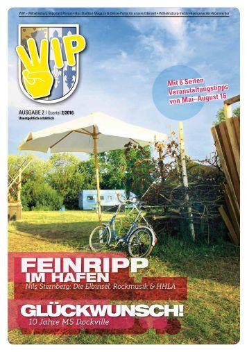 WIP Stadtteil-Magazin Nr. 2/2016