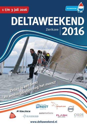 Deltaweekend Magazine 2016