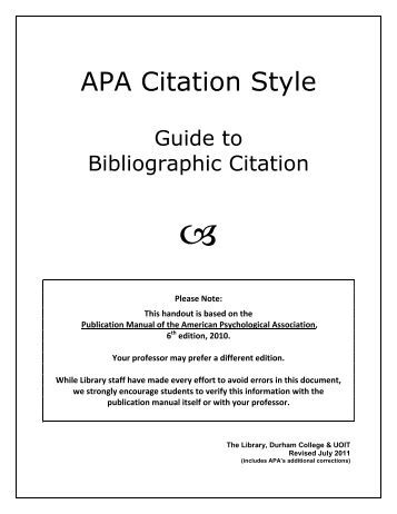 apa style citation interview In this manner, you keep your reference style consistent with the standard apa book reference style and you clarify the speaker of each quote using the in-text citation, which is the recommended apa method you don't want to cite the whole chapter in either case because the result would not specify the.
