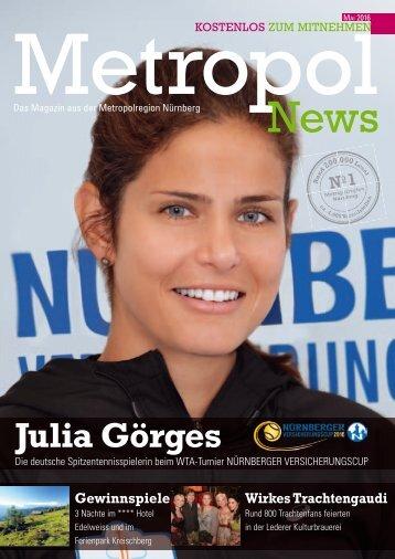Metropol News Mai 2016