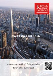 Smart Cities UK 2016