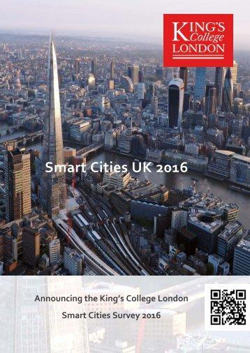 Smart Cities UK 2016