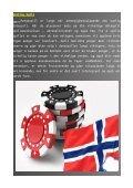 Wangle den Ultimate Spillopplevelsen Gjennom en Online Casino Nettsted - Page 2