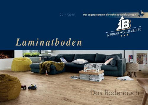 Das Bodenbuch - Laminat