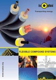 Flexible pipe systems - isoplus Fernwärmetechnik