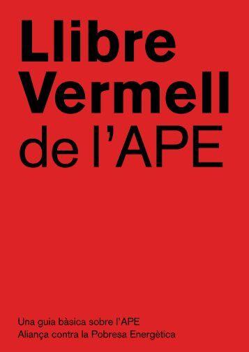 Llibre Vermell de l'APE