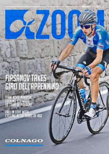 Firsanov takes Giro dell'Appennino