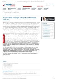 Plastic Surgeon database