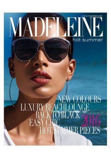 madeleine hot summer