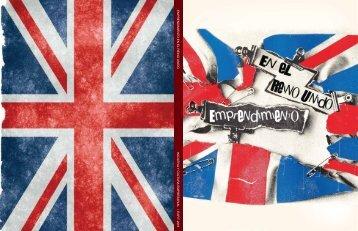 Emprendimiento en el Reino Unido