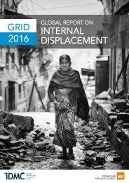 2016 INTERNAL DISPLACEMENT