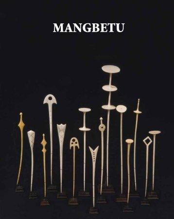Mangbetu Tribe (Bruno Claessens Gallerie 2011)