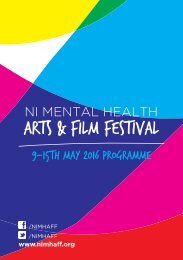9-15th May 2016 PROGRAMME