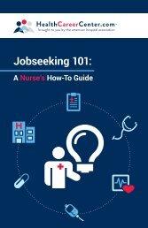 Jobseeking 101