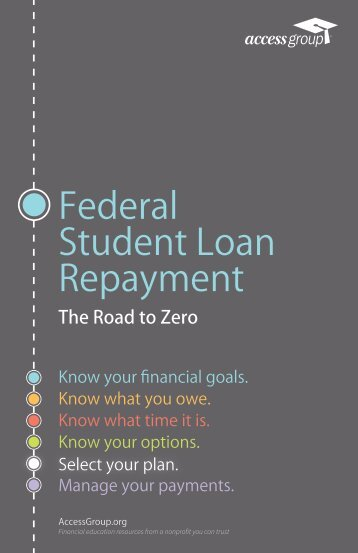 Federal Student Loan Repayment