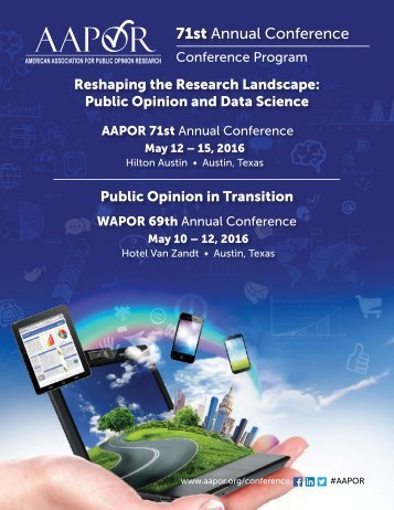 71st Annual Conference