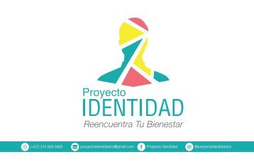 Revista Proyecto Identidad