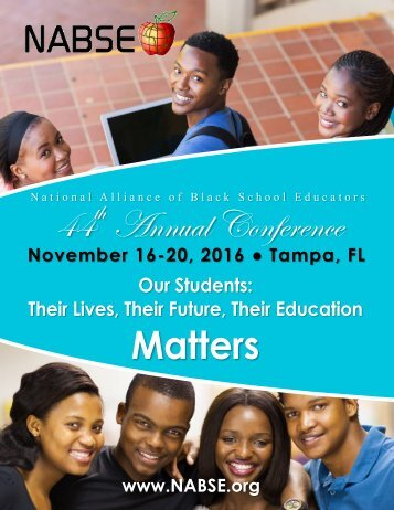 2016 NABSE Conference Packet