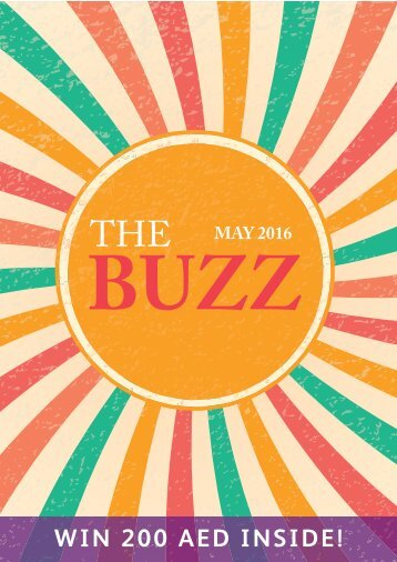 The Buzz May
