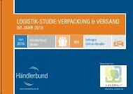 LOGISTIK-STUDIE:VERPACKUNG & VERSAND