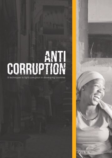 9 techniques to fight corruption in developing countries