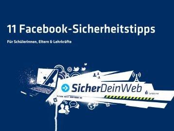 11119_11 Sicherheitstipps Facebook