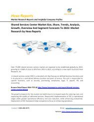 Shared-Services-Center-Market-Size-Share-Trends-Analysis-Growth-Overview-And-Segment-Forecasts-To-2022