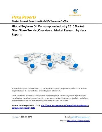 Global-Soybean-Oil-Consumption-Industry-2016-Market-Size-Share-Trends-Overviews-2016