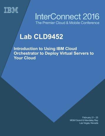 Lab CLD9452