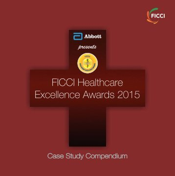 FICCI Healthcare Excellence Awards 2015
