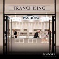 Pandora franchise_Brochure